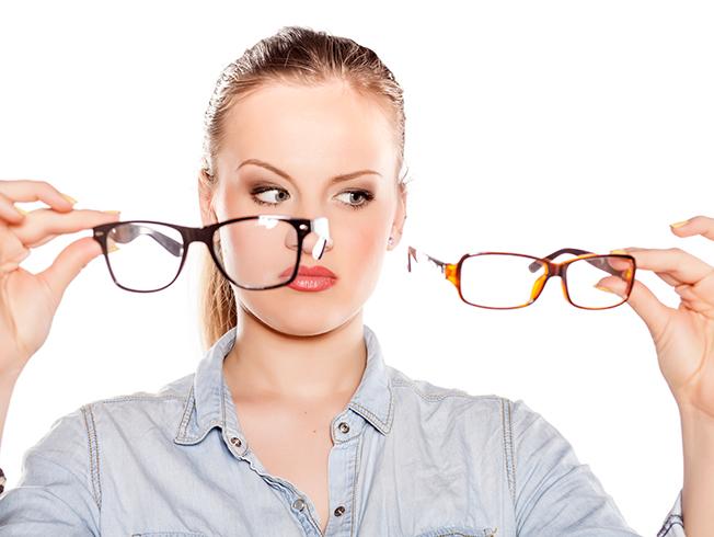 a58a4dbd4121f Cómo elegir gafas según el tipo de rostro - Bulevar Sur