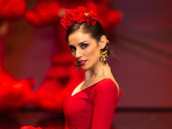 SIMOF 2019: tendencias de peinado para flamencas