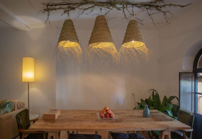 Muestrario de mobiliario para la decoración de eventos también a la venta