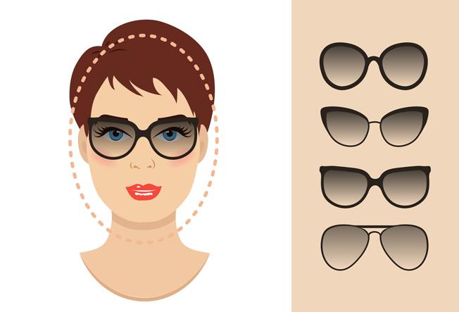 fd6b98786e Cómo elegir gafas según el tipo de rostro - Bulevar Sur