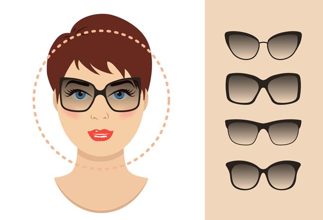 475fb1882e Cómo elegir gafas según el tipo de rostro - Bulevar Sur