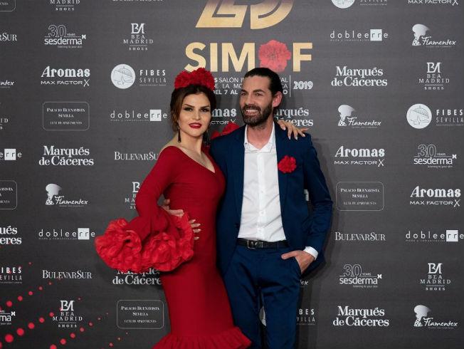 Mona Lindo, la influencer que quiere llevar la moda flamenca y SIMOF a Dubai
