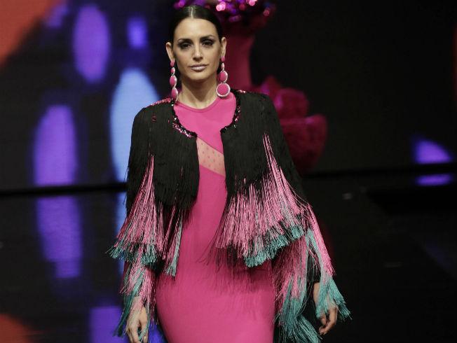 Chaqueta flamenca de Sergy Garrido