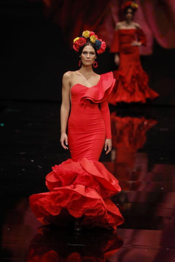 fc86b0769eb4 Tipos de mangas que puedes llevar con tu traje de flamenca - Bulevar Sur