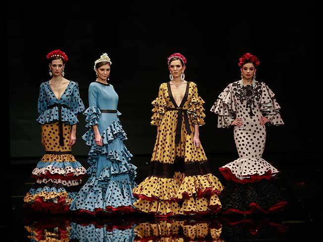 SIMOF 2019: el desfile de Málaga de moda, en fotos