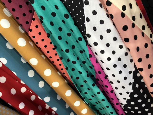 Tejidos de tendencia para moda flamenca en 2019