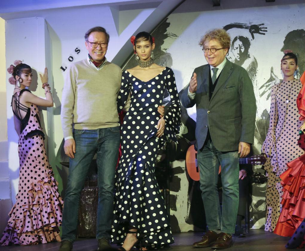 607d4a22f Victorio   Lucchino presenta una colección cápsula de moda flamenca.