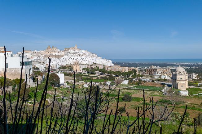 Viaje a Puglia en febrero de 2019.