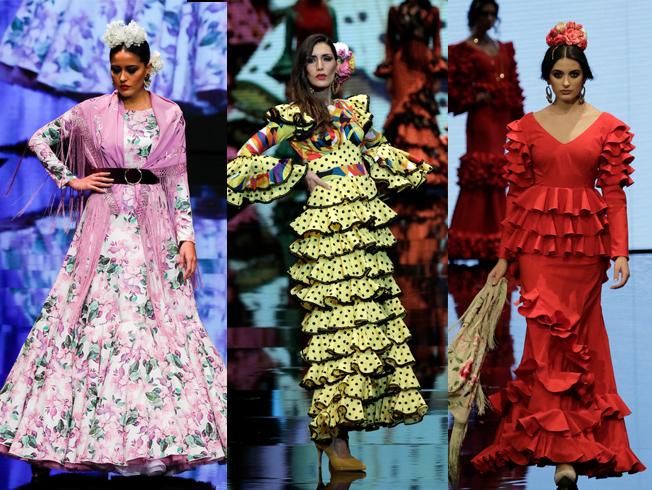 Los talles altos, tendencia en moda flamenca 2019