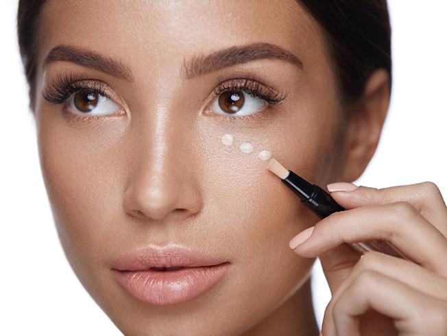 imágenes de tipos de imperfecciones de la piel
