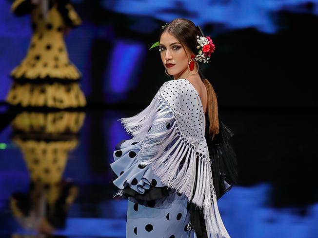 tendencia lazo moda flamenca yolanda moda flamenca simof 2019