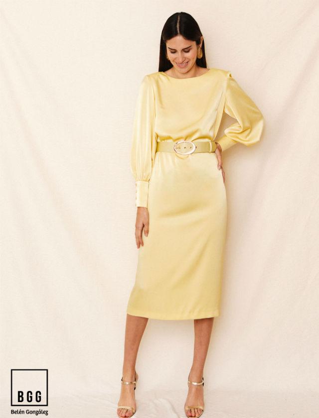6f6d09cbc9a La moda andaluza tiene los vestidos perfectos para bodas de día de la  primavera 2019 - Bulevar Sur
