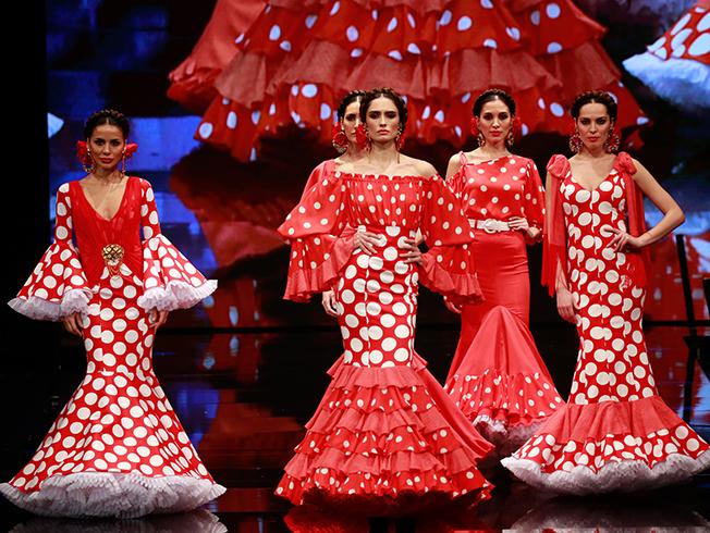 Tipos de mangas para las flamencas