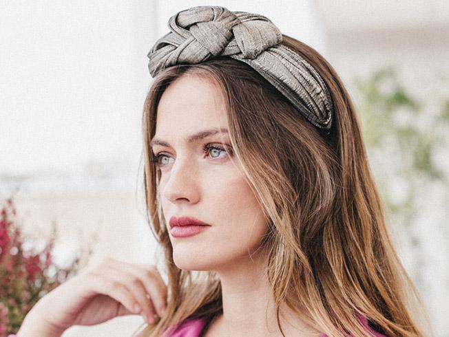 Los accesorios de cabello para invitada que no te pueden faltar esta primavera verano 2019 - Accesorios para el te ...