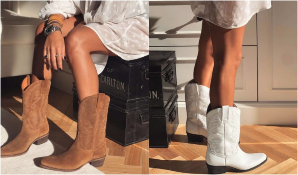 Botas cowboy de It Shoes