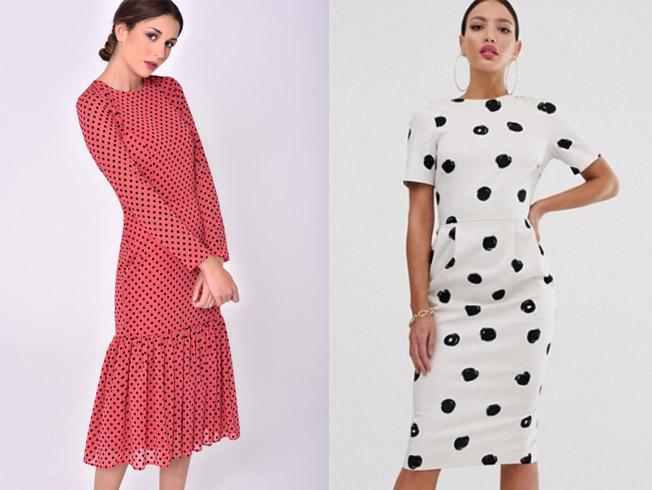 Diez vestidos de lunares para la Feria (y mucho más)