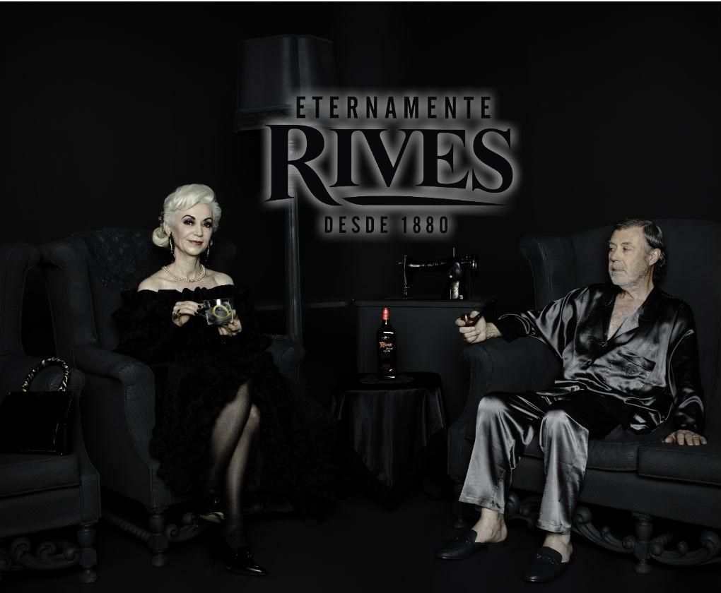 Eternamente Rives by Raúl Rosillo