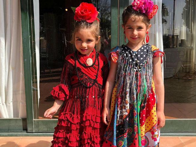 9e3bc2f541 Tipos de traje de flamenca para niñas - Bulevar Sur