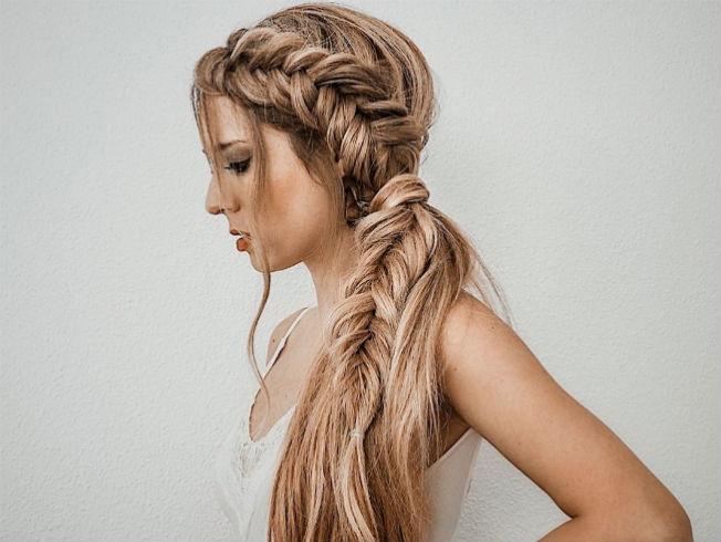 Los peinados de Sweettblonde
