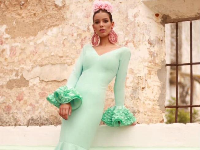 eafdfc070 Trajes de flamenca baratos para la Feria de Abril 2019 - Bulevar Sur