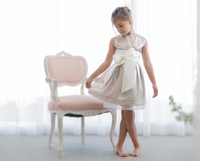 Cómo Vestir A Las Niñas Para Una Boda Bulevar Sur