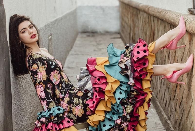 Zapatos para vestir de flamenca