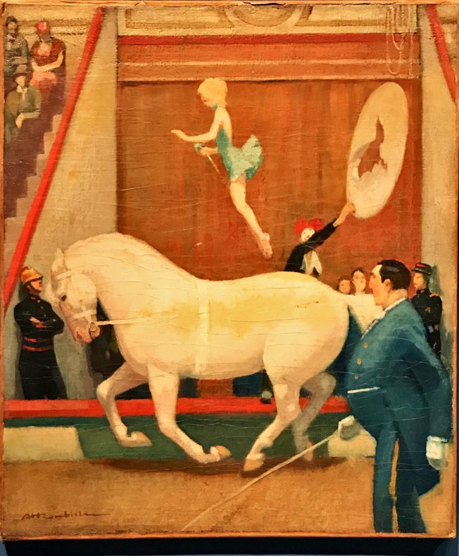 «Toulouse Lautrec y el espíritu de Montmartre»
