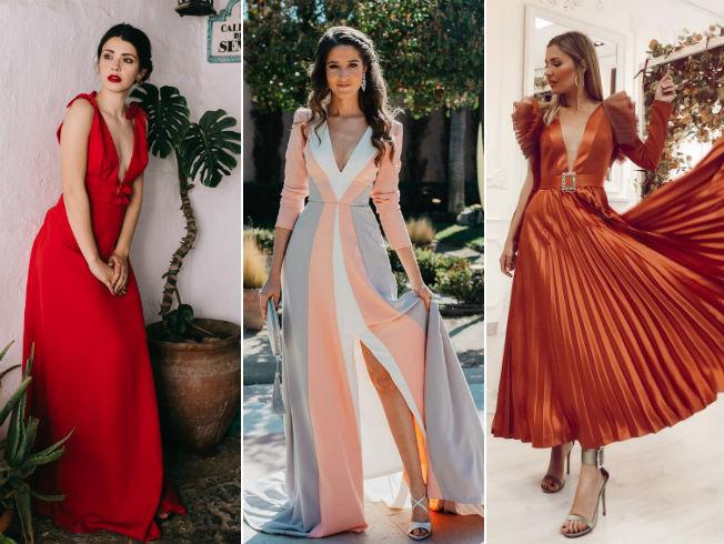 Vestidos para bodas, ideas para ser la mejor amiga más elegante y sofisticada