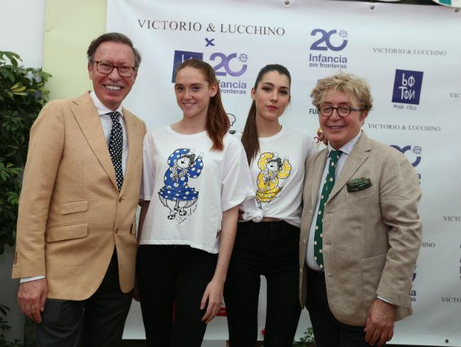 Flamencas Lucchino De Solidarias Victorioamp; Camisetas Sur Bulevar 29YEDHIW