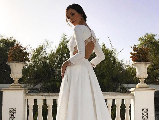 Así prepara su cabello Rocío Osorno para su boda