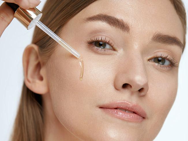 Guía de uso del aceite facial