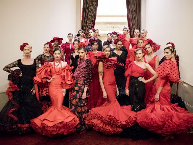 de9f56292 Moda flamenca - Bulevar Sur
