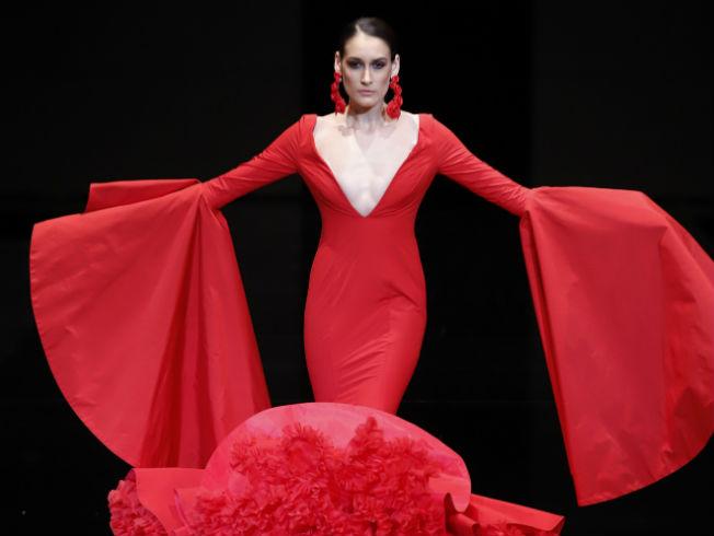 68e147f7c La pasarela de moda flamenca SIMOF tendrá una primera edición en ...