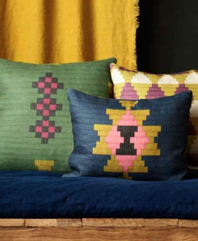 Tendencias de estampados en decoración 2019