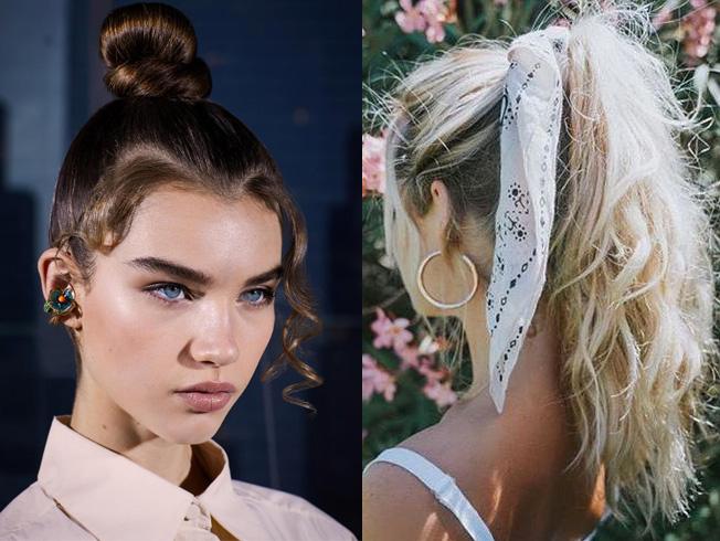 Peinados de tendencia verano 2019
