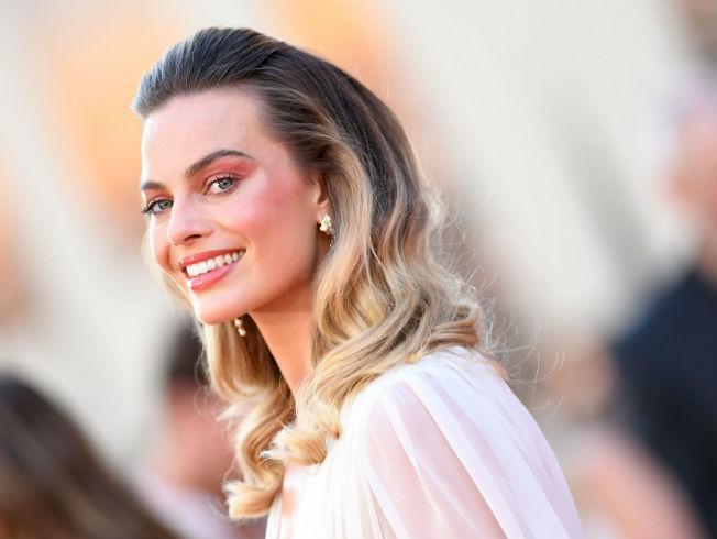 Margot Robbie en el estreno de Once Upon a time... in Hollywood