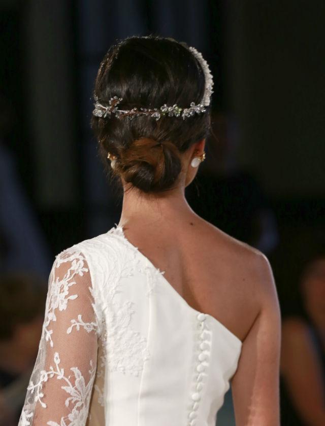 Peinados para novias mayores de 40