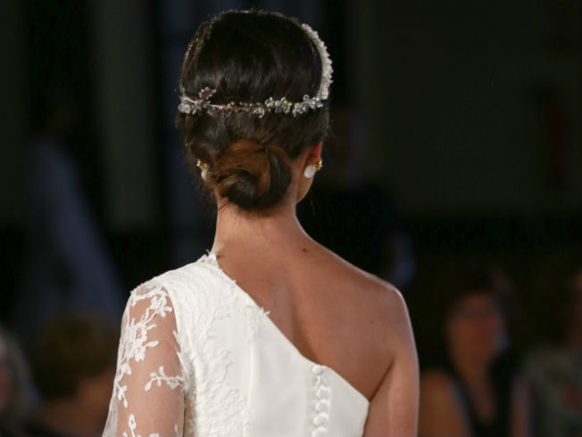 Peinados de novias en SIQ 2019. Foto: Marta SG Villalón