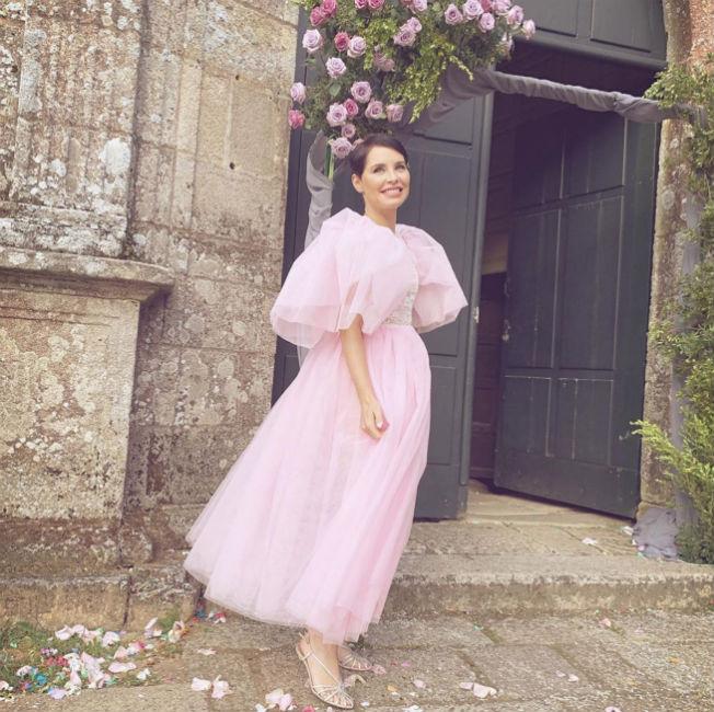 Soraya Arnelas con vestido de Reveligion
