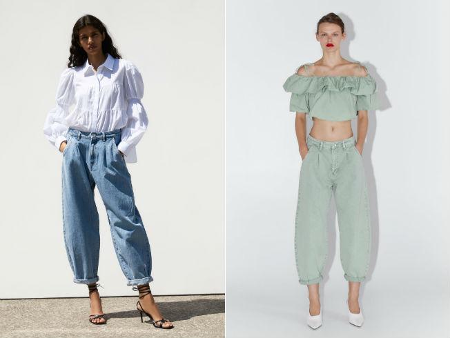 Pantalones Cómo «slouchy» Son Los Sur Bulevar b76gvYyfI