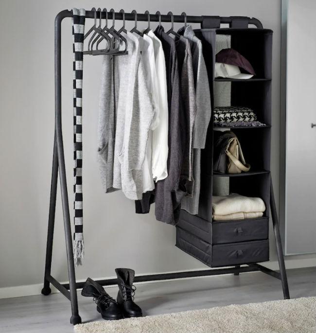 Burro para ropa de Ikea