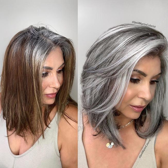 coloracion gris