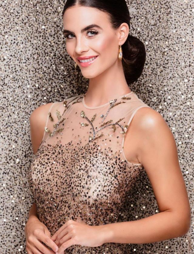Julianna Ro, Miss World Sevilla 2019. Foto: Instagram