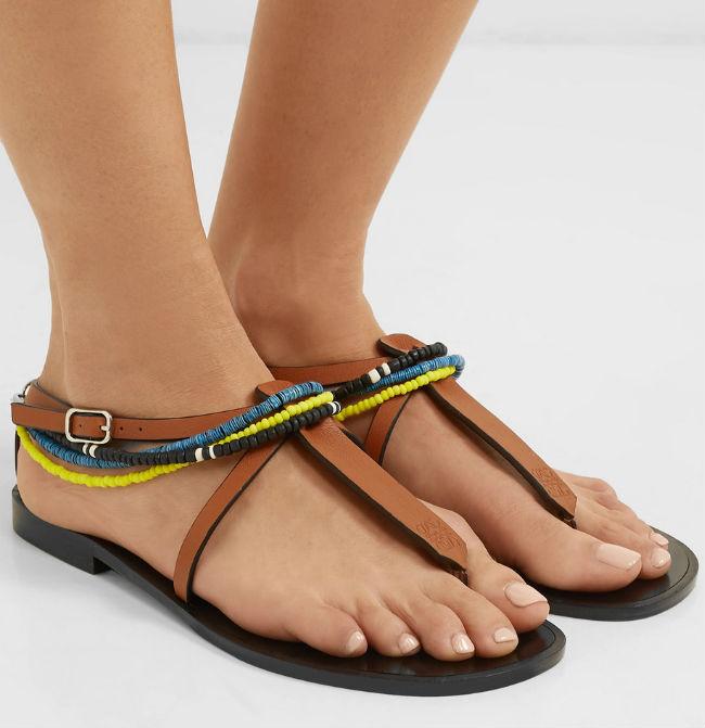 Sandalias de Loewe