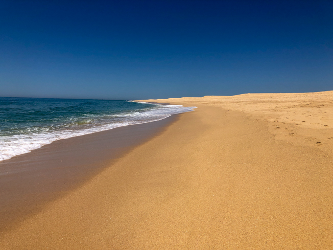 Isla Deserta, Portugal