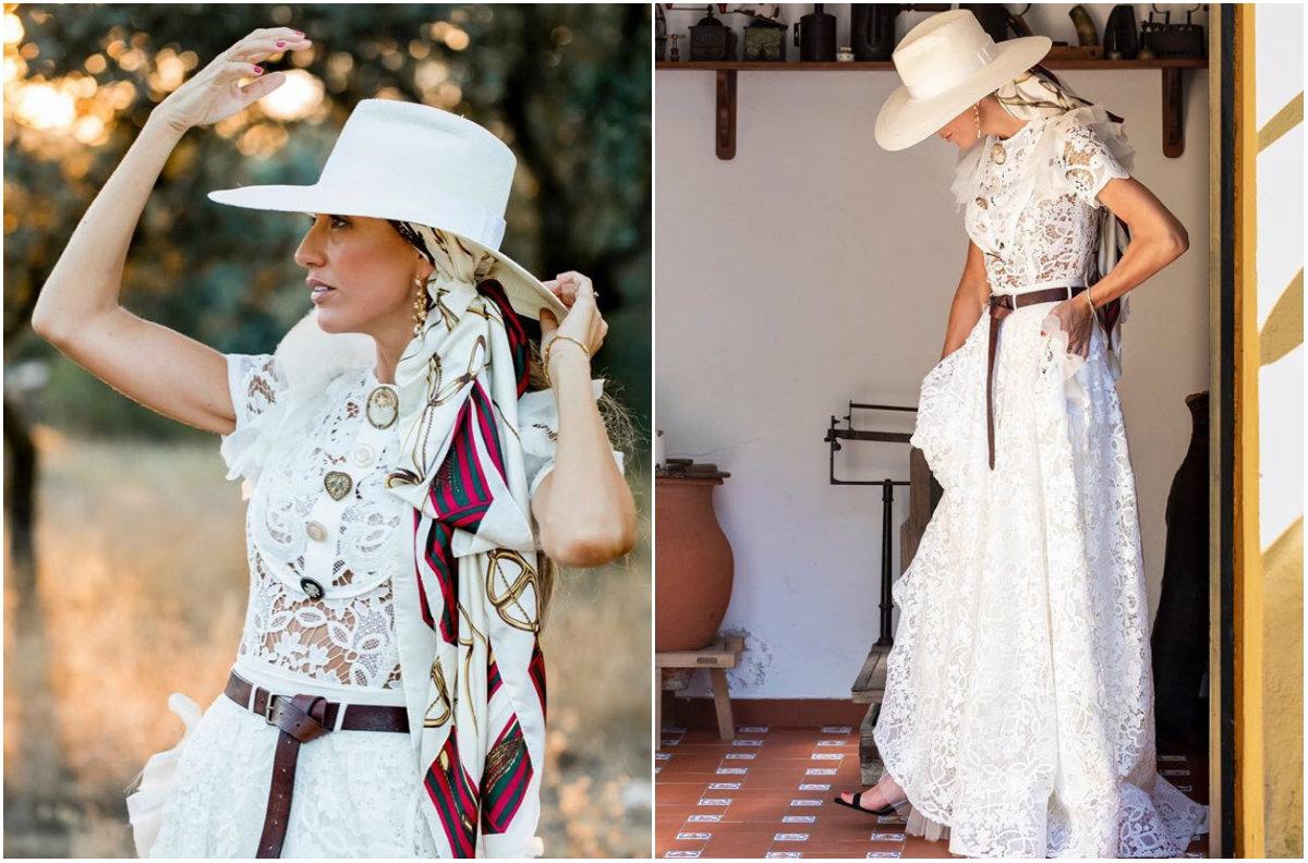 novia-sombrero-panuelo