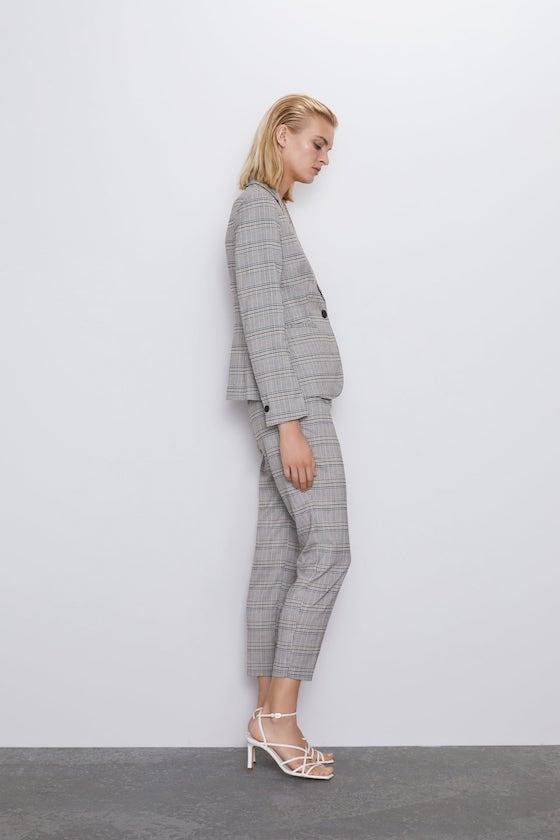 البقاء الأعمال المنزلية بيرث بلاكبورو Pantalones A Cuadros Mujer 2019 537718 Org