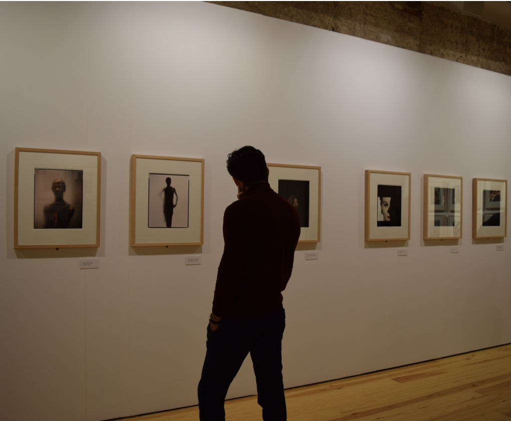 Exposición de Erwin Blumenfeld en CICUS en Sevilla. Foto: R.P.