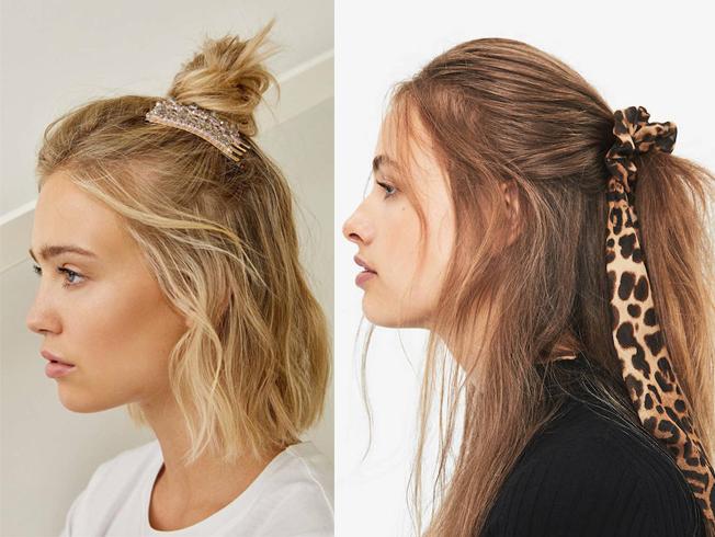 Cómo lucir los accesorios de pelo de tendencia otoño 2019