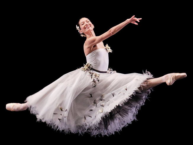 Así es el vestuario que Chanel ha creado para el Ballet de la Ópera de París